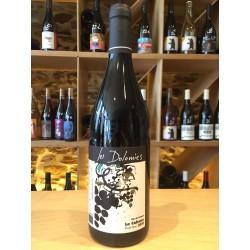 Dolomies - VDF Pinot Noir La Cabane 2020  Rouge